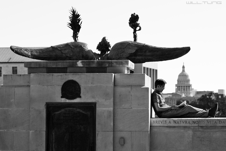 South Mall - The University of Texas at Austin Canon Rebel XTi - Canon 50mm f/1.4 50mm▪f2.8▪1/2000▪ISO 100
