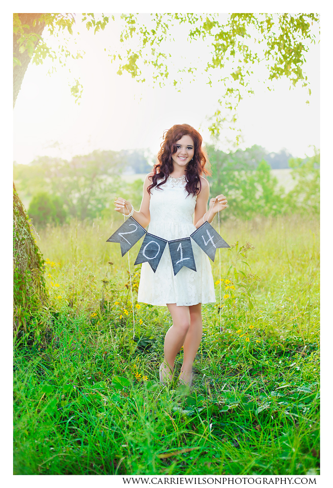 Lexington Kentucky Senior Photographer | Carrie Wilson Photography