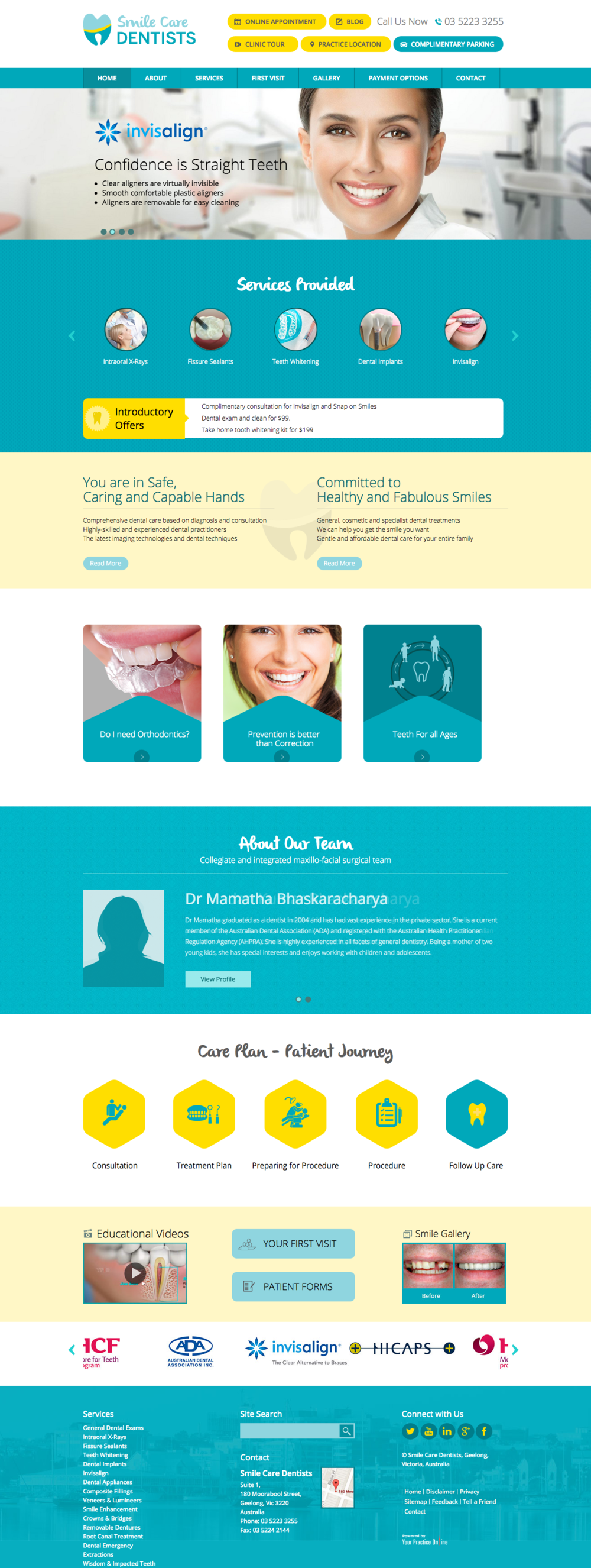 Smile Care Dentists  Geelong  Victoria  Australia.png