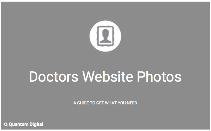 Medical Website Photo Guide -