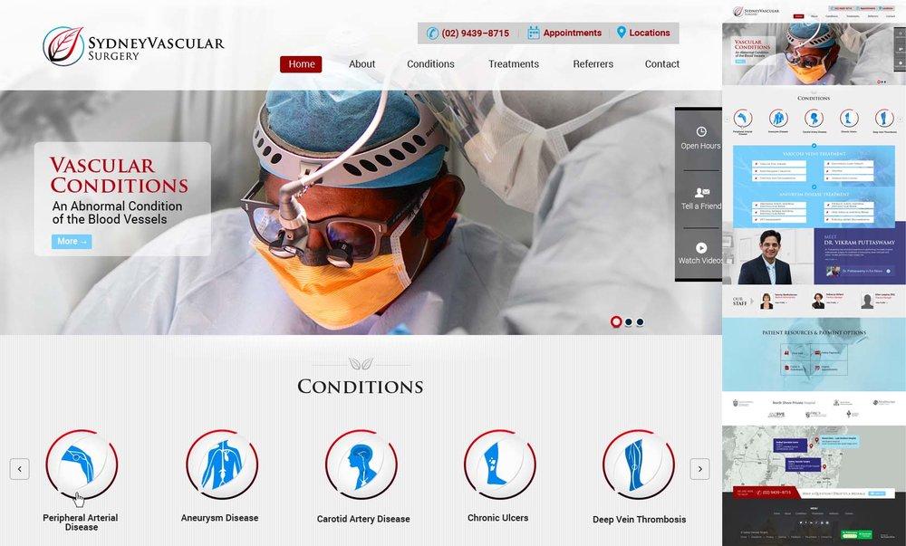 Website Redesign Sydney Vascular Surgeons.jpg