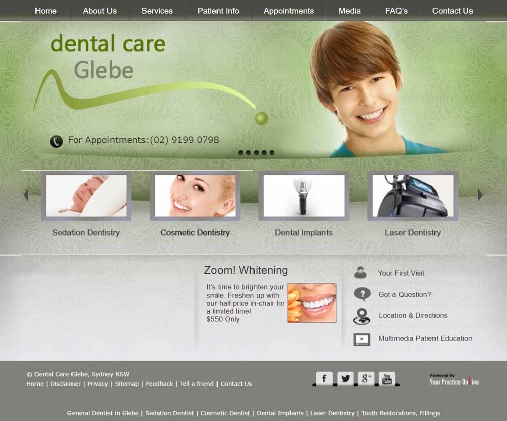 Dental Care Sydney