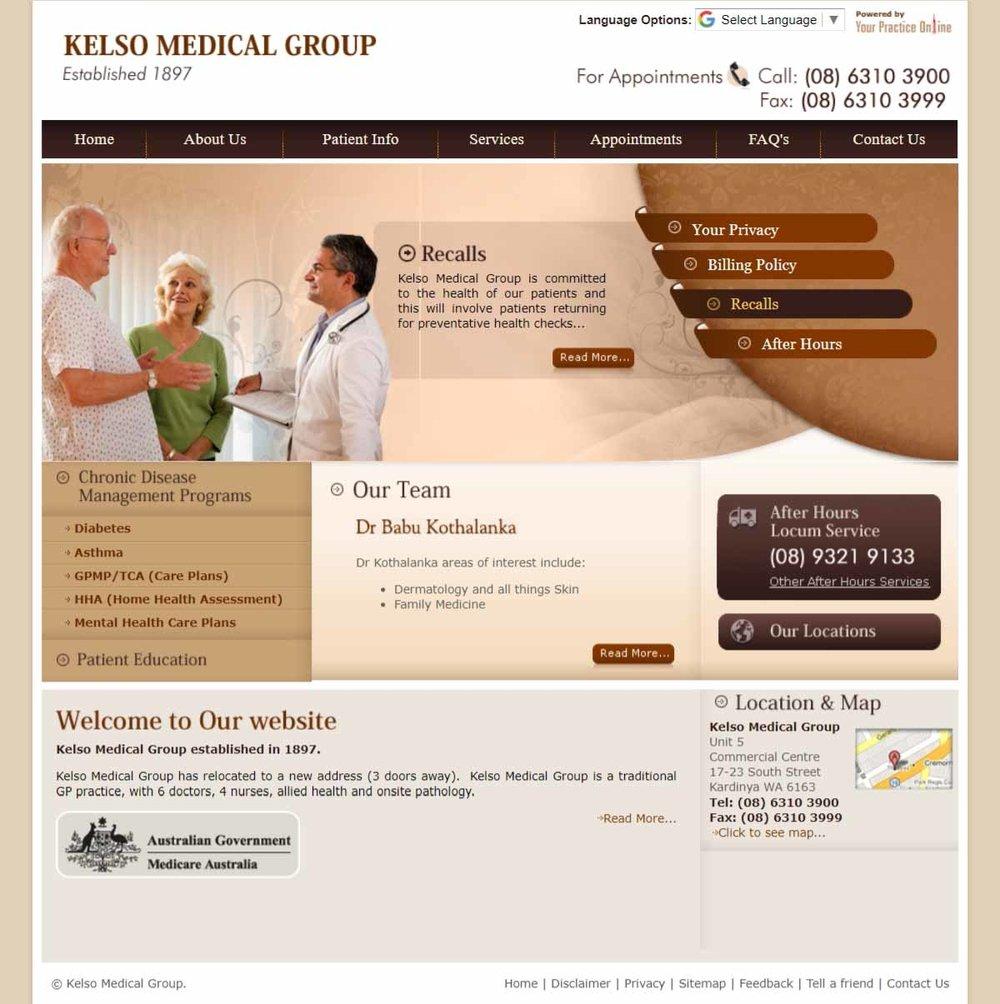 General Practice Website Australia