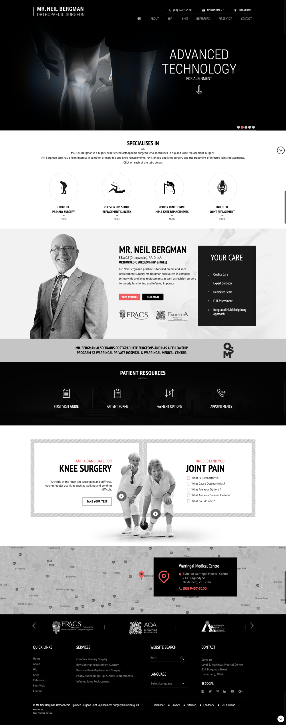 Mr Neil Bergman   Knee Surgery Heidelberg   Hip   Knee Surgeon Melbourne.png
