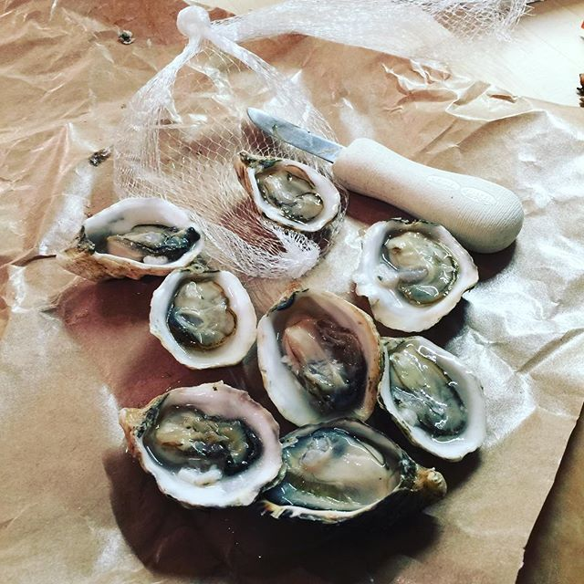 Simply #delicious #oysters