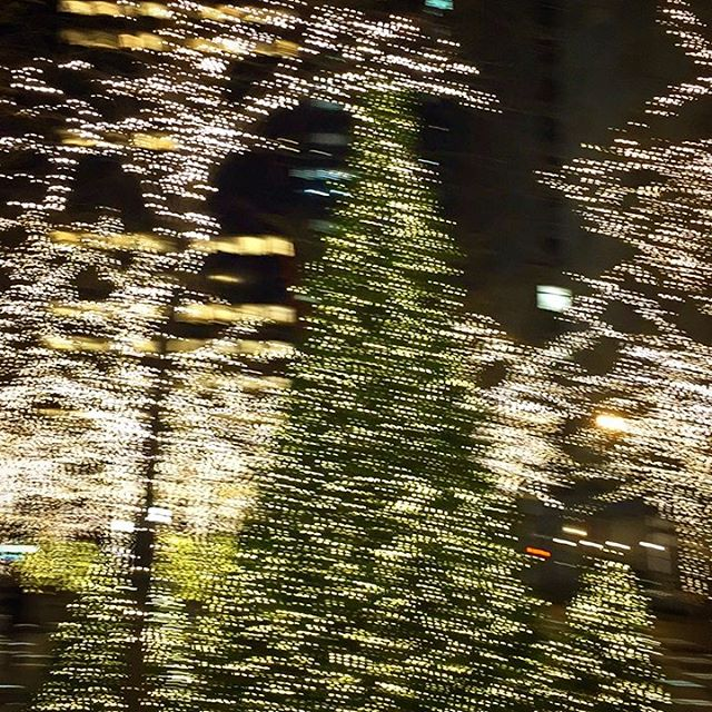 Christmas in NYC. #magical #christmas #nyc