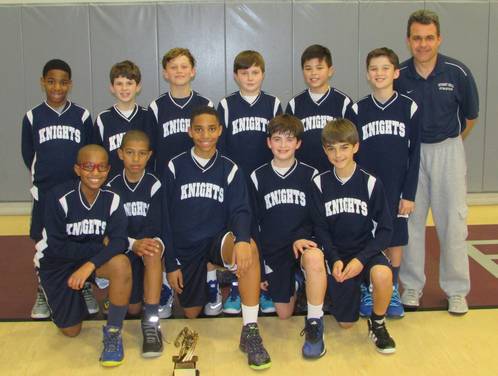 5th Grade Basketball Champs