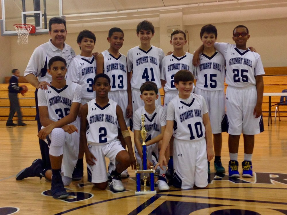 6th Grade Basketball Champs