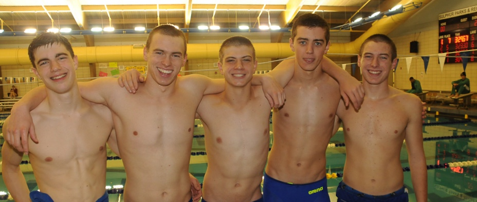S/H alumni who competed at the LHSAA Swimming State Championship included  Charles Korndorffer  '14,  Connor Schwartz  '14,  Joel Guerra  '15, Evan Ehresning  '14, and  Andrew Schwartz  '14.
