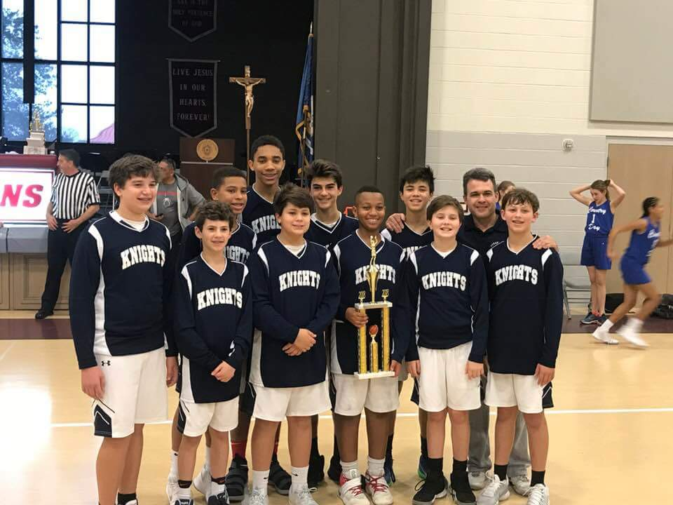 7th Grade NOAL Champs!