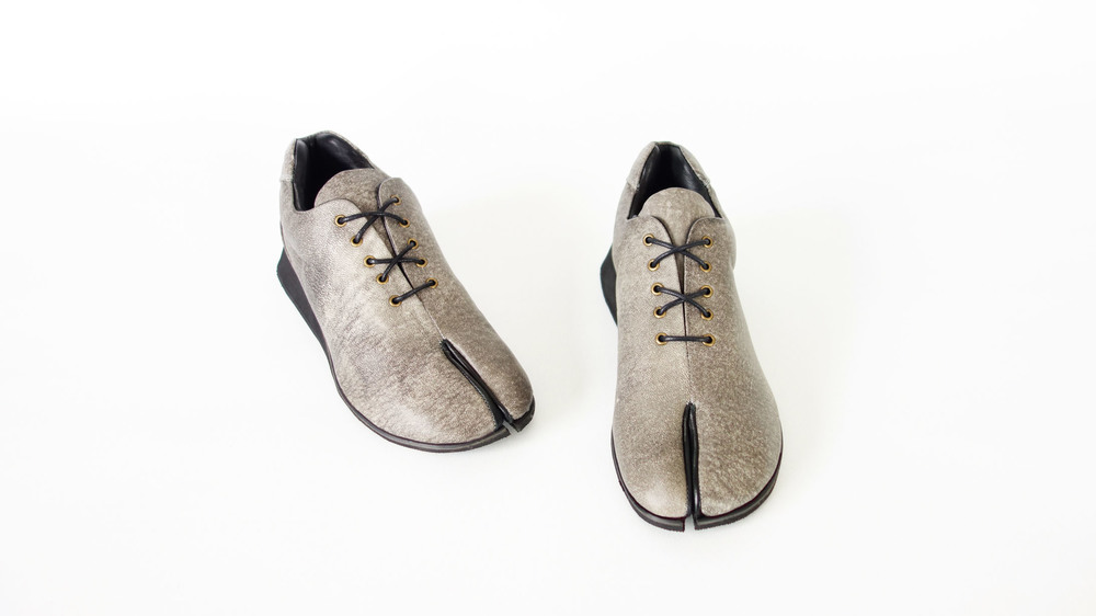The Tabi Sneaker - Antique Charcoal
