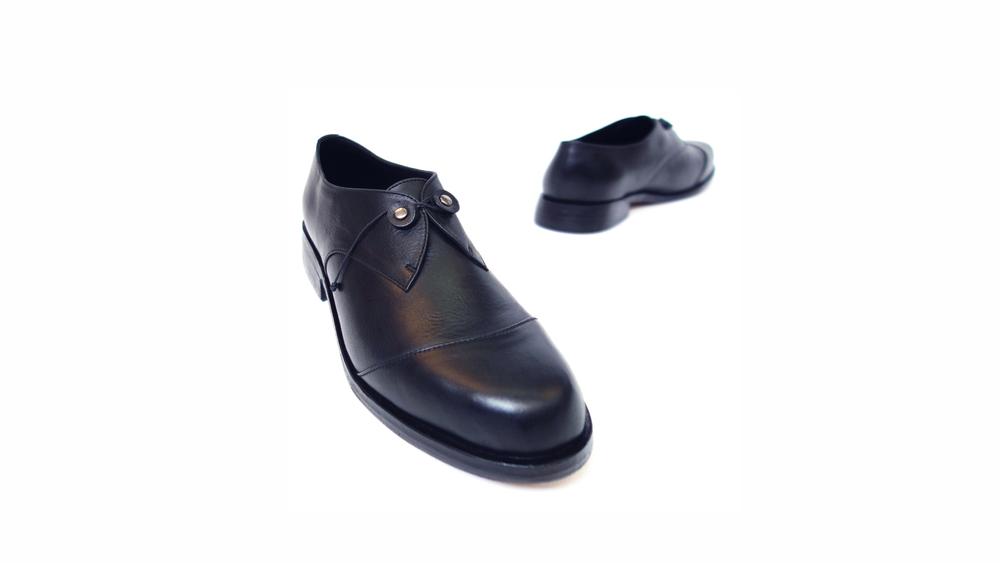 The Annex Shoe - Black