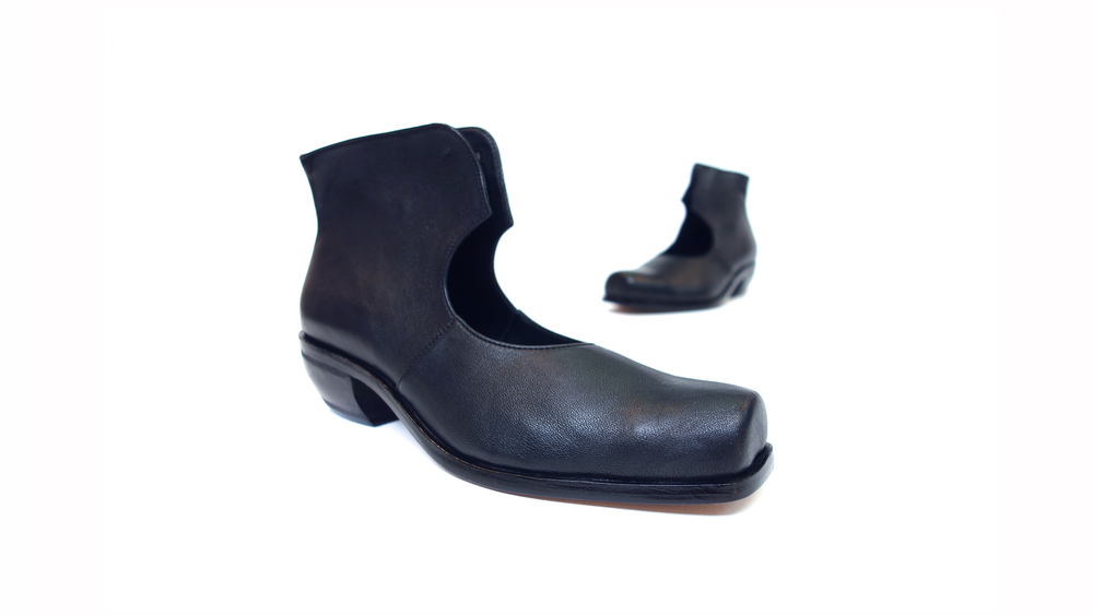 The George Summer Boot - Black