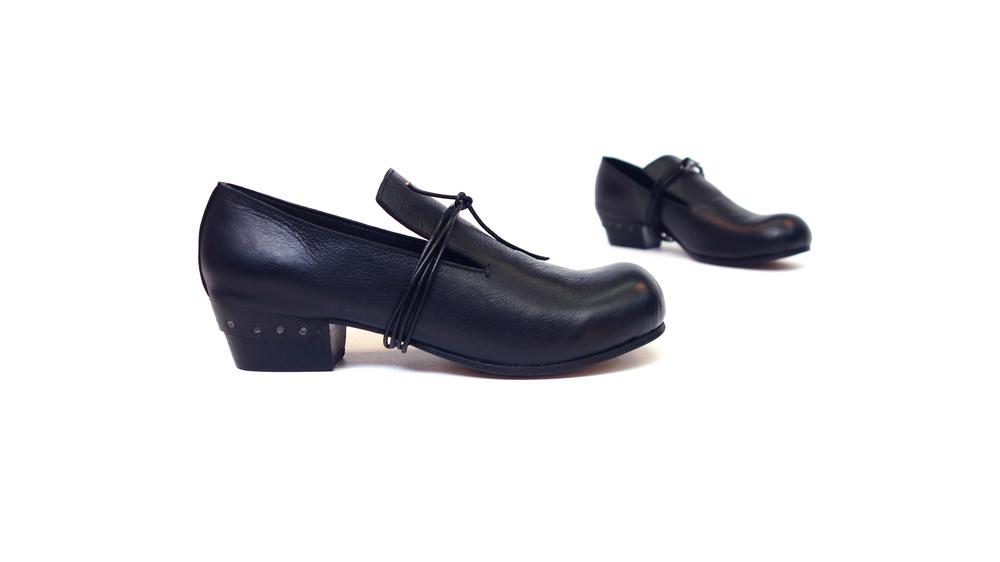 Naked Loafer - Black