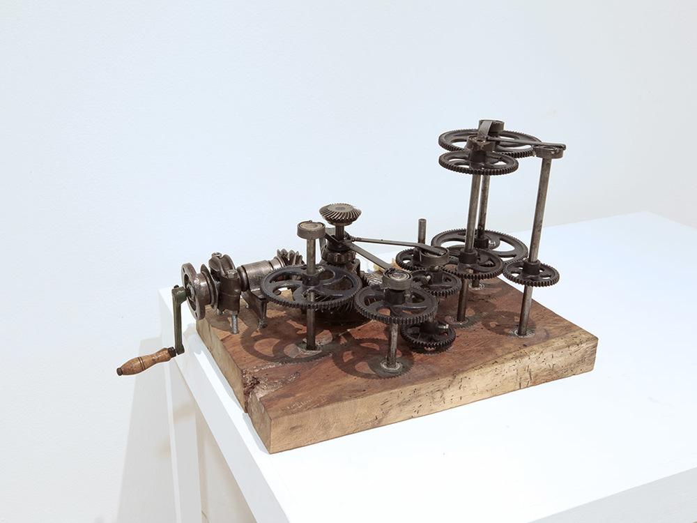 Beatriz Cortez  The Memory Machine/ La Maquina de la Memoria. Photo by Walterio Iraheta