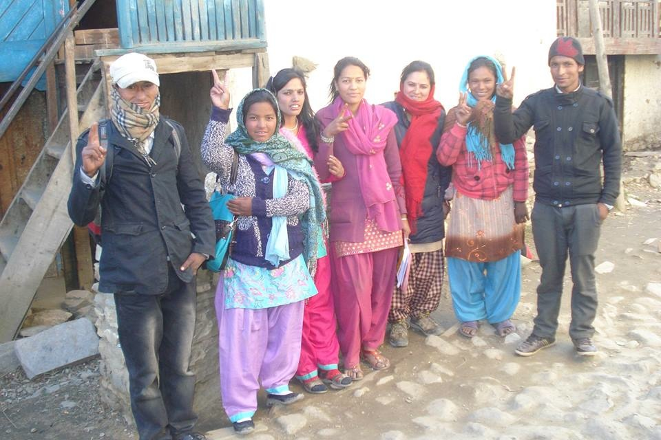 A young, committed, dynamic, enthusiastic and multi-disciplined group of people  seeking peace, prosperity, and a just society for Nepal, and for those beyond her borders.