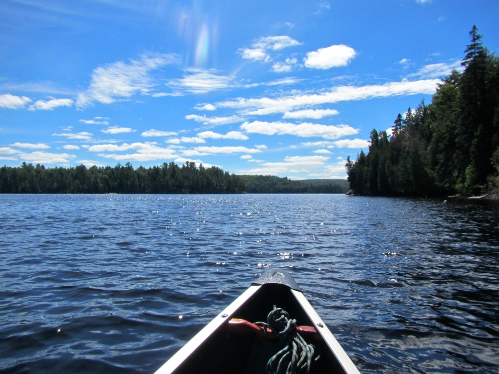 Rock Lake, Algonquin Park