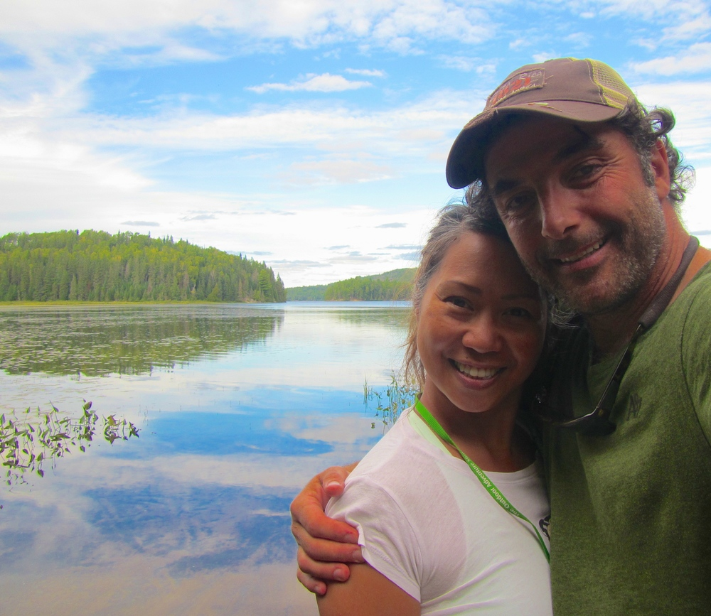 Adventure Anniversary in Algonquin... Bliss