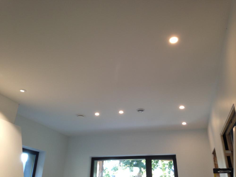 Functioning LED lights!