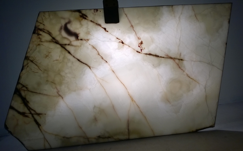 Onyx Verde Afgano - Light