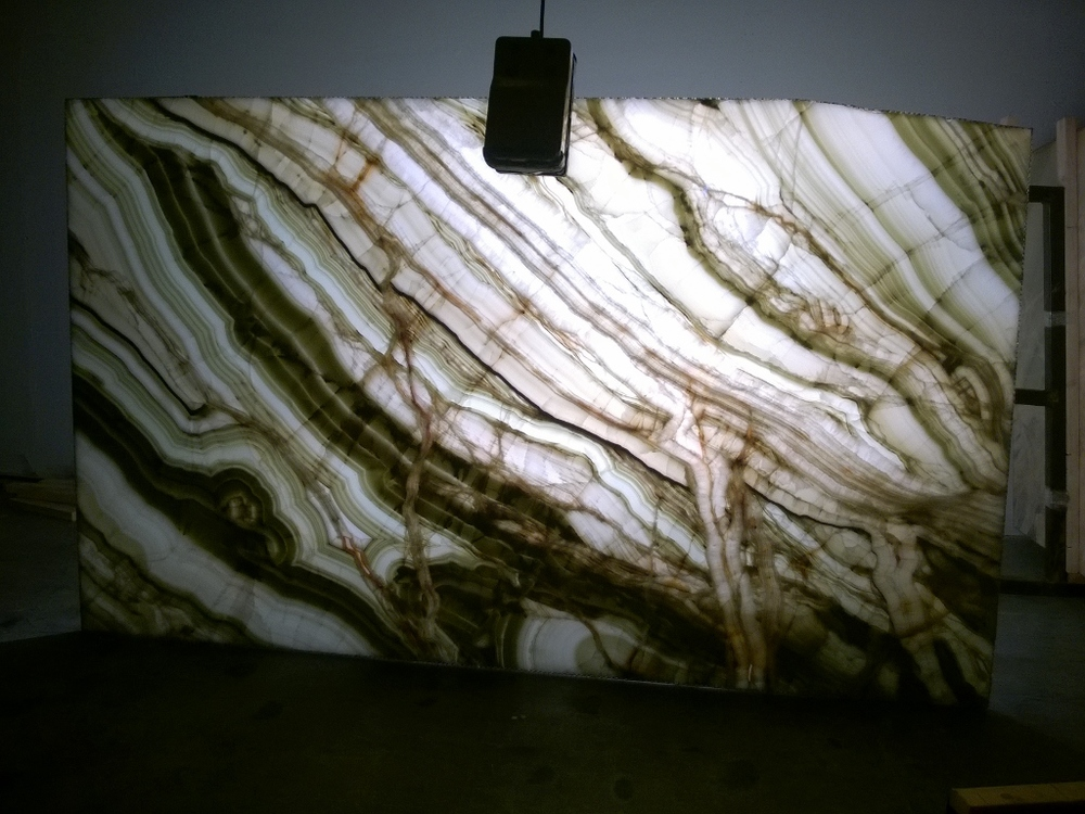 Onyx Verde Persiano - Light
