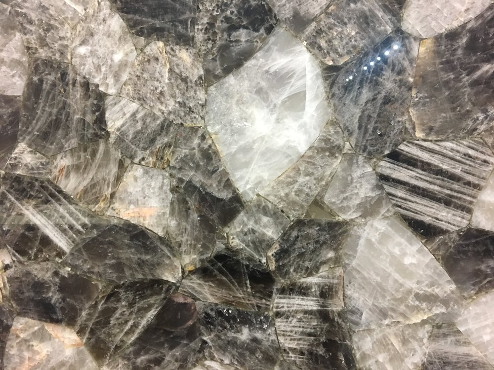 Smoky Quartz dark selection