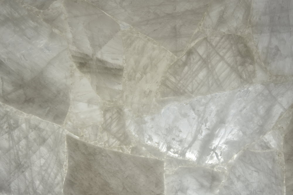 White Quartz - Light