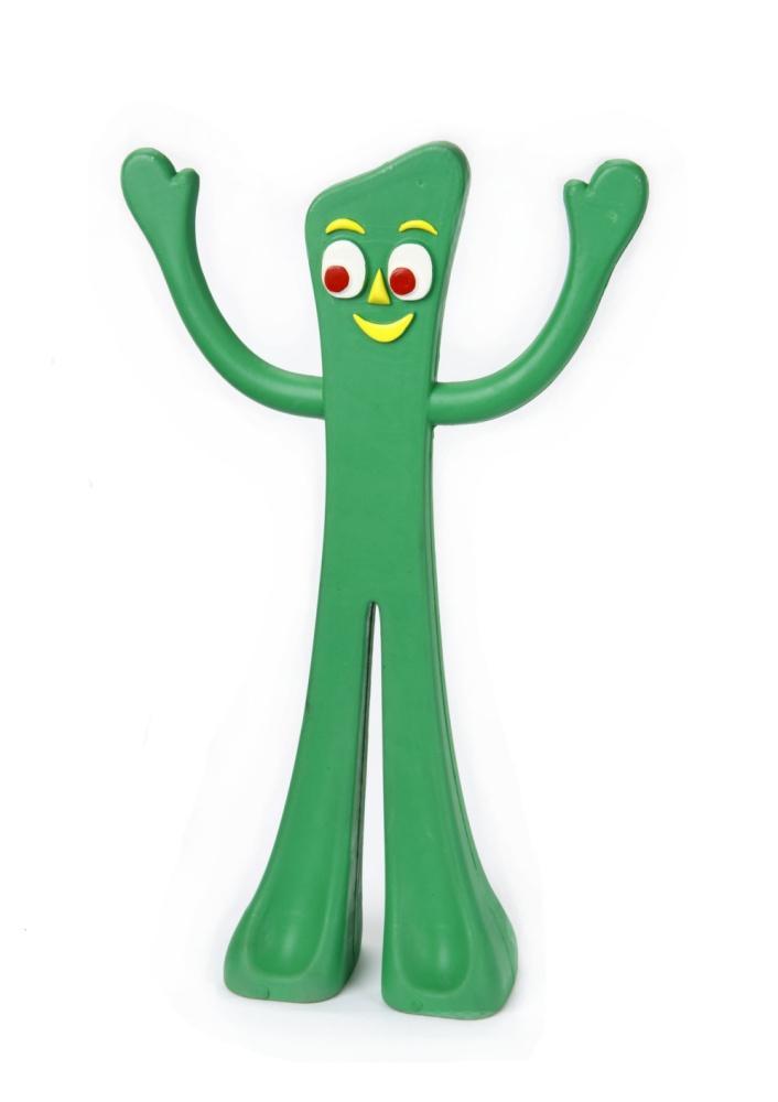 Green shapeshifter!