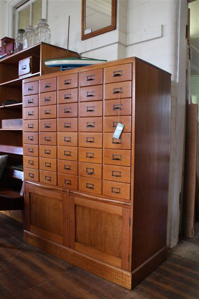 antique silky oak filing cabinet.jpg