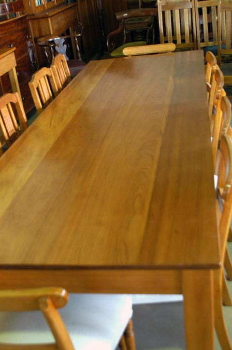 Large Kauri Dining Table Antiques Industrial Vintage  : kauri pine dining table 2 from www.polishbangalow.com.au size 480 x 722 jpeg 60kB
