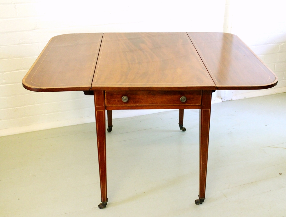 Antique Pembroke Table.jpg.jpg