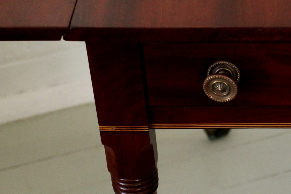 Antique mahogany  table.jpg