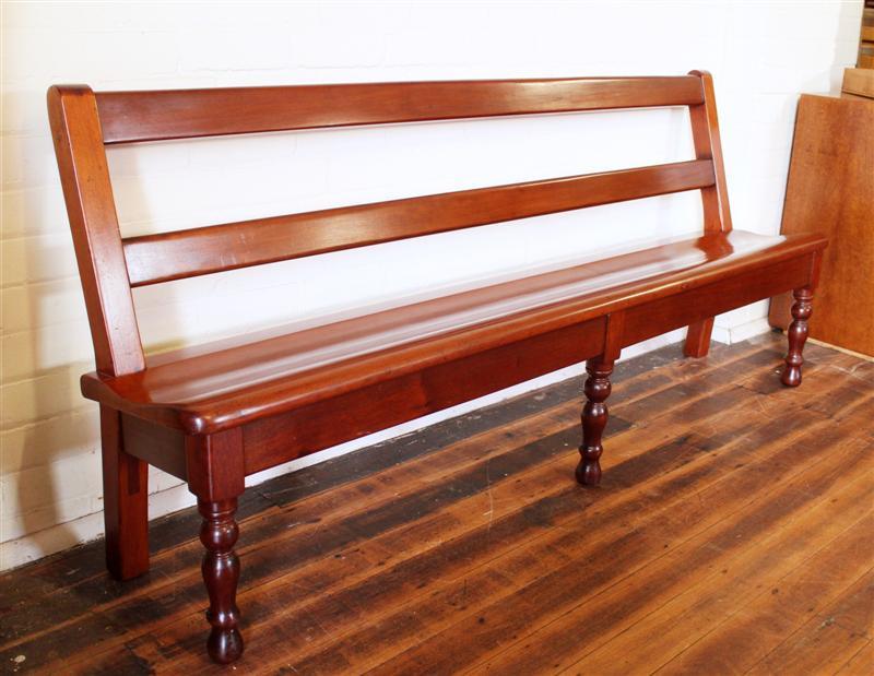Colonial Cedar bench seat.jpg