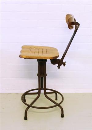 antique drafting table chair. vintage drafting stool.jpg.jpg antique table chair