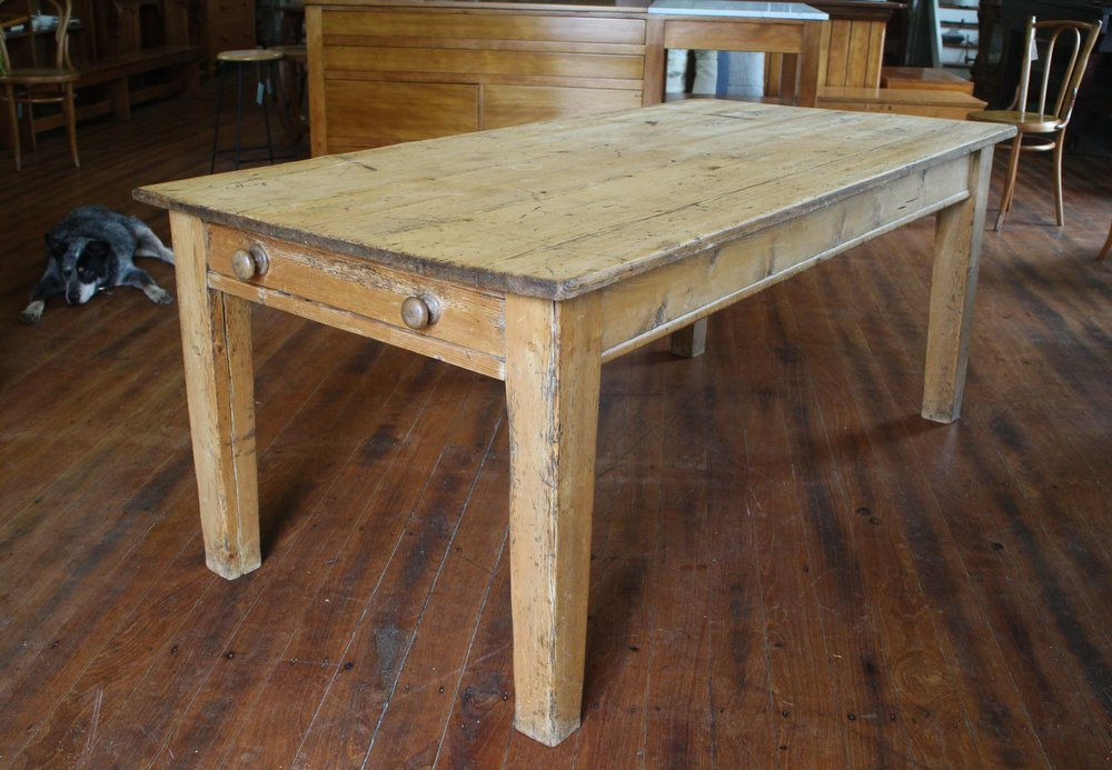 Rustic Country Table