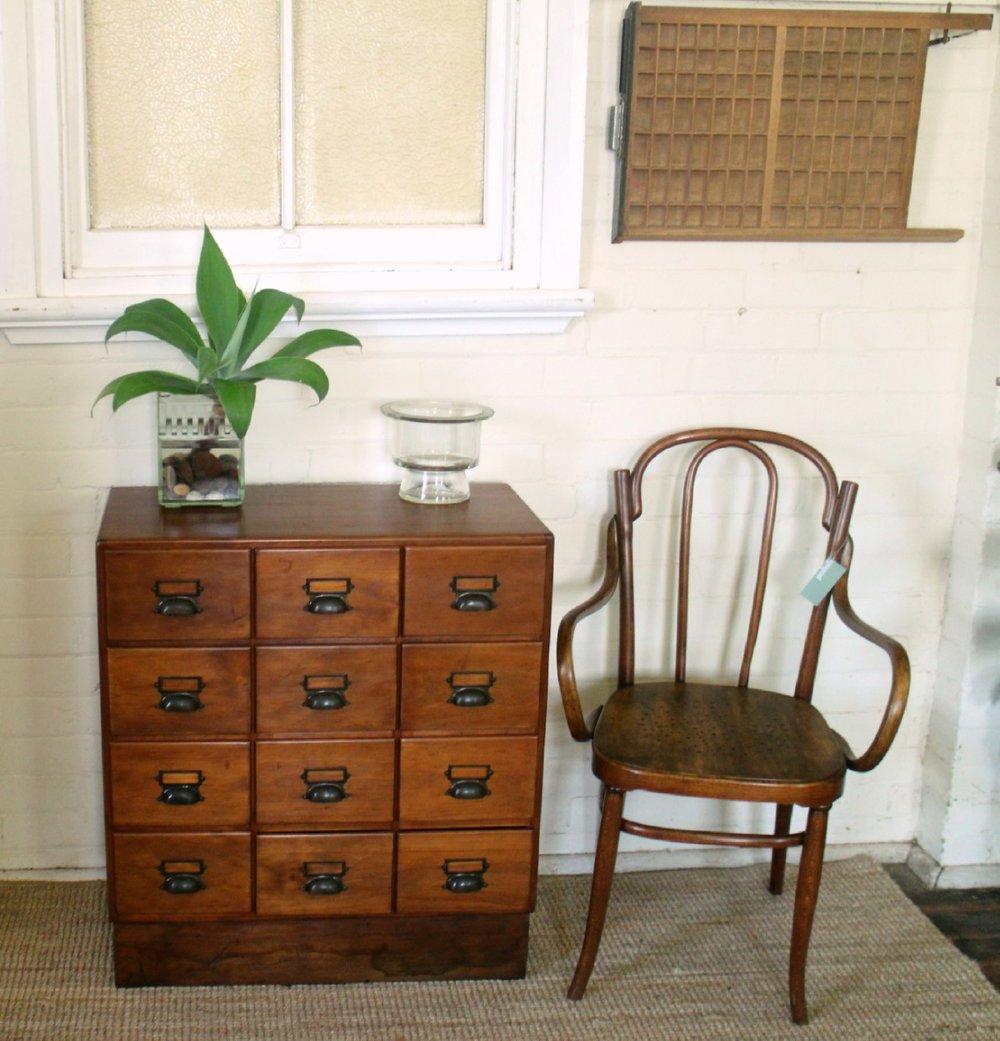 Vintage Hoop Pine Filing Drawers 2.jpg