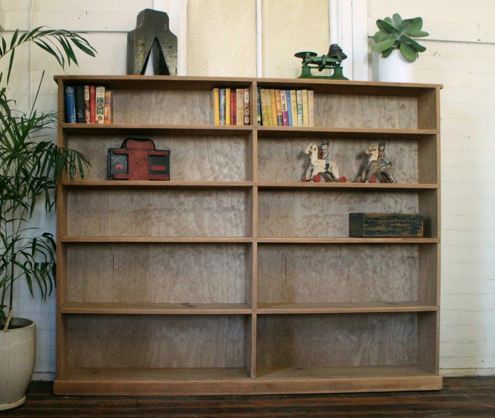 Vintage Pine Bookcase.jpg