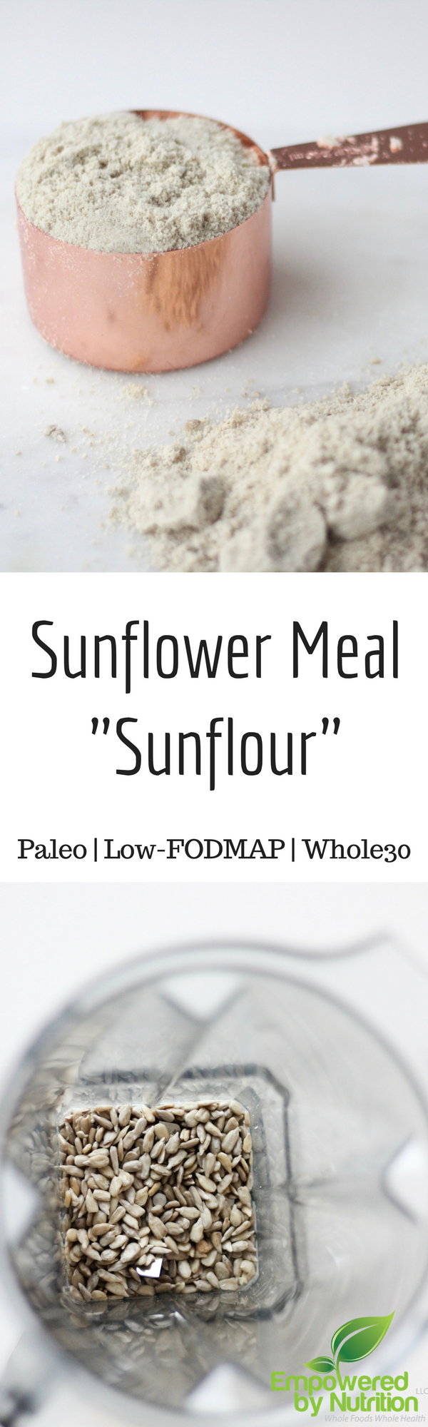 Paleo Sunflower Seed Flour