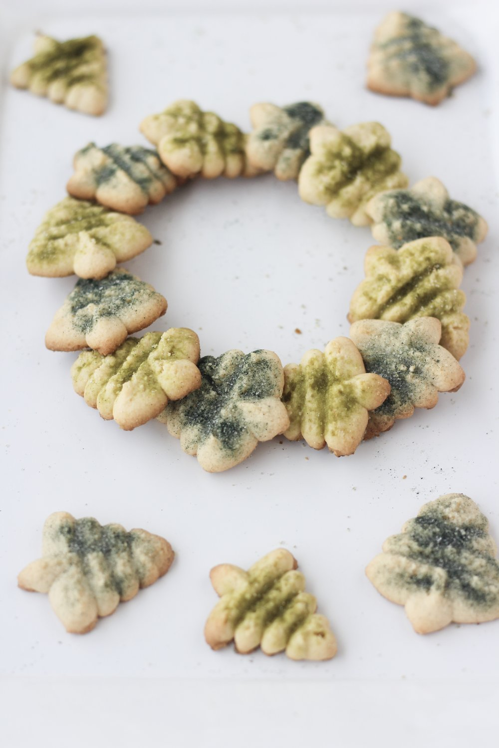 Gluten-free Christmas cookies perfect for and holiday party. The recipe is super simple too!