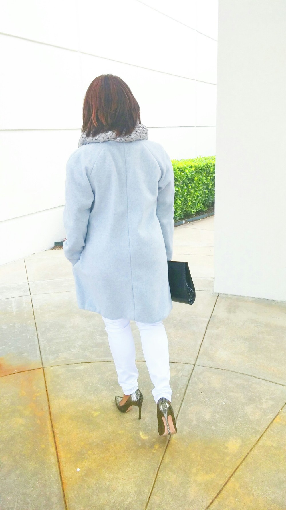 Grey coat DIY on www.3degreesdb.com