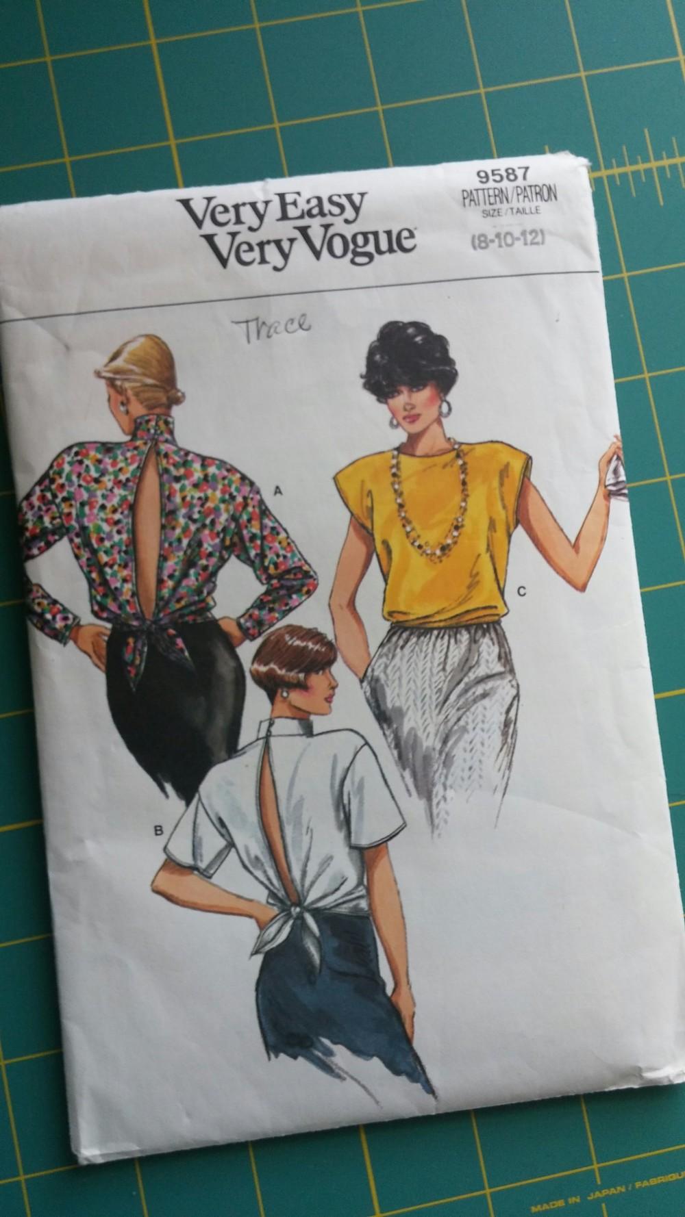 Vogue 9587