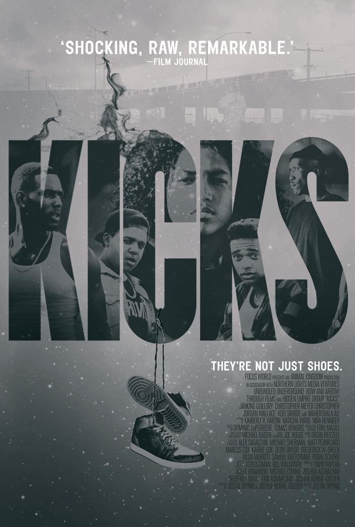 KICKS / FOCUS FEATURES