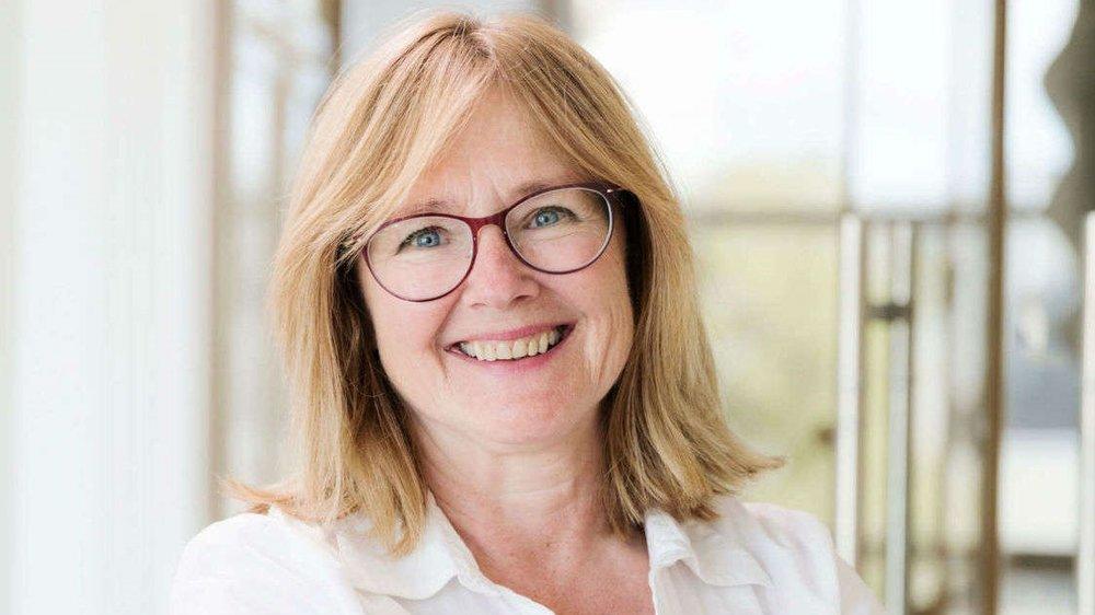"""Torill Olsson fra MIMIR er prosjektleder for prosjektet """"Velkommen til villreinfjellet"""". Foto: MIMIR AS"""