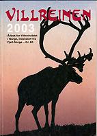 Villreinen 2003      (side 1 - 112) - 20 MB