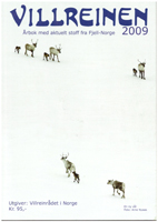 Villreinen 2009 - del 1 (side 1-49) - 11 MB    Villreinen 2009 - del 2 (side 50-96) - 12 MB