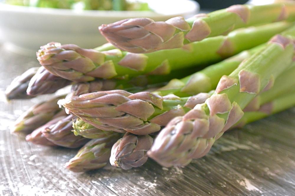 asparagu season