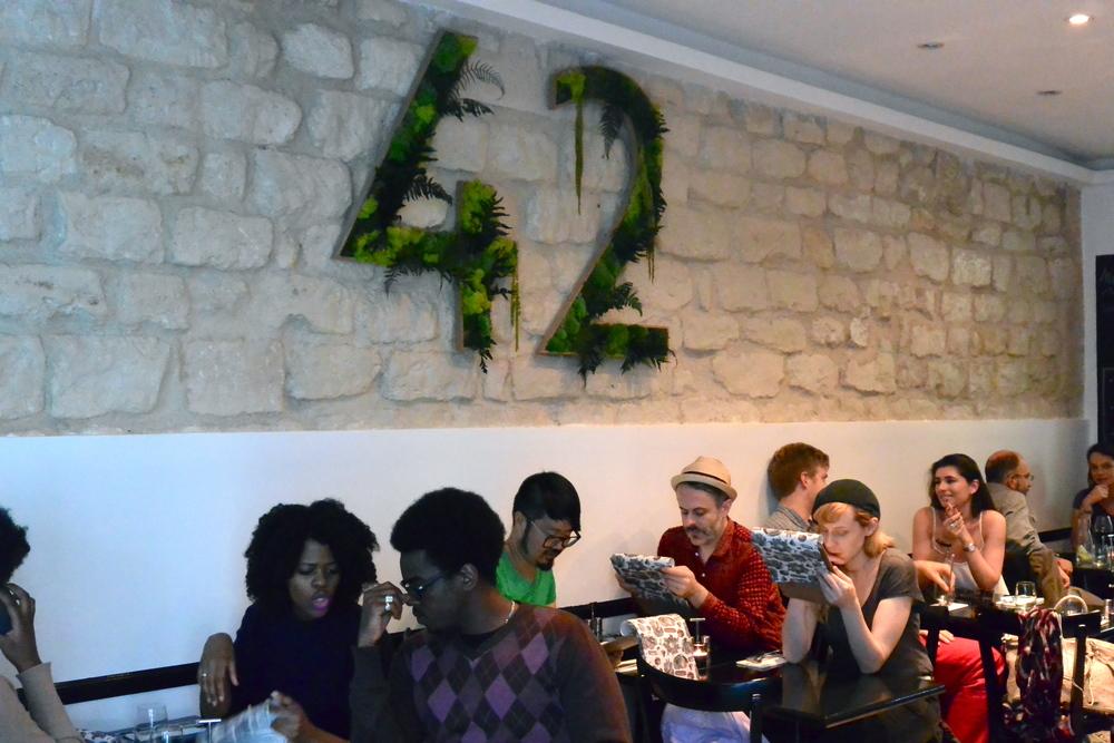 42 Degres Paris