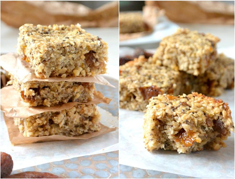 Healthy Vegan Flapjacks