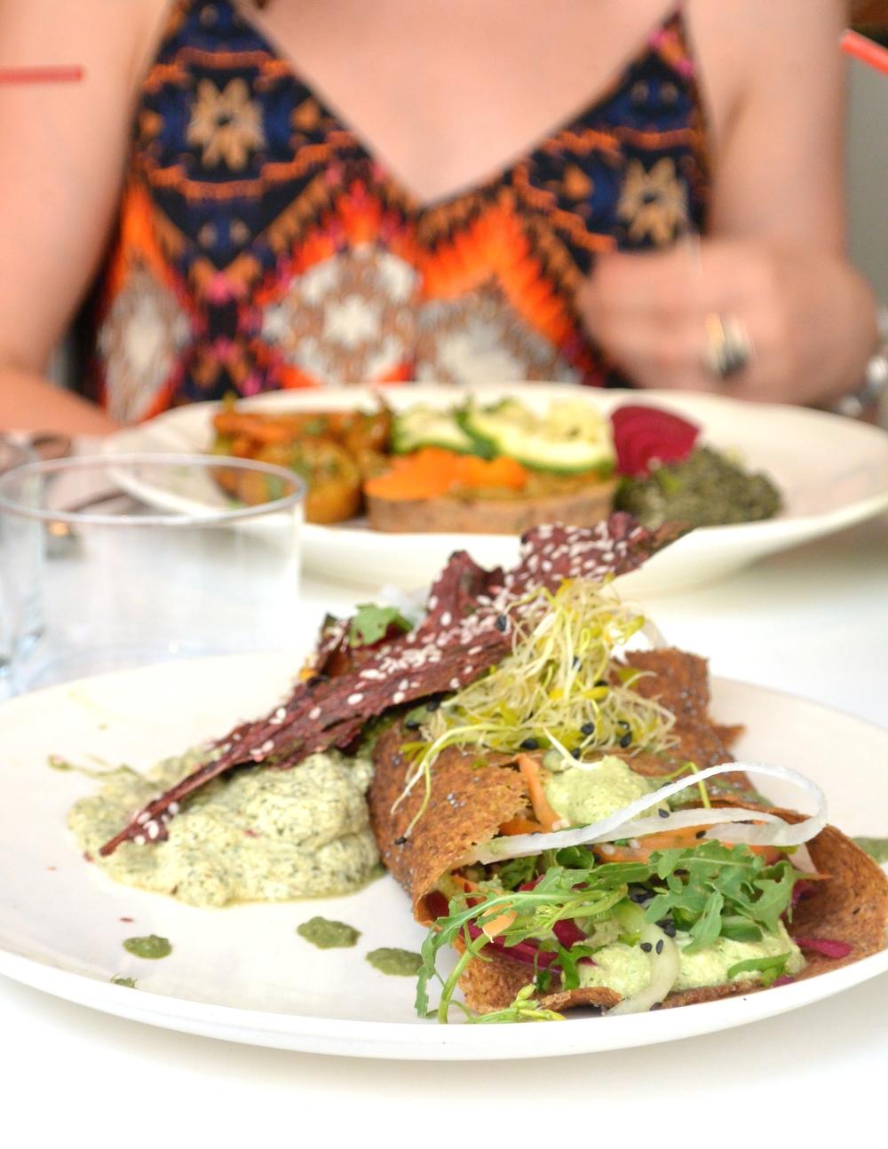 Pousse Pousse Vegan Restaurant