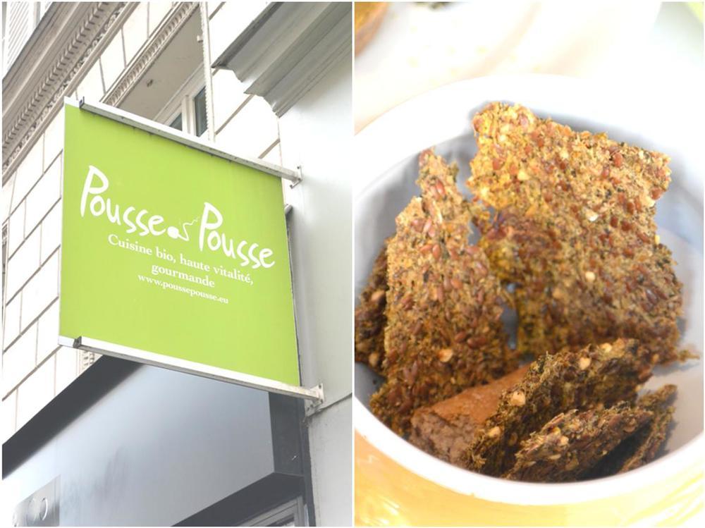 Pousse Pousse Restaurant in Paris